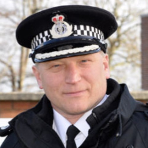 Picture of Deputy Chief Constable Paul Netherton