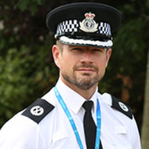 Picture of Assistant Chief Constable Jim Colwell