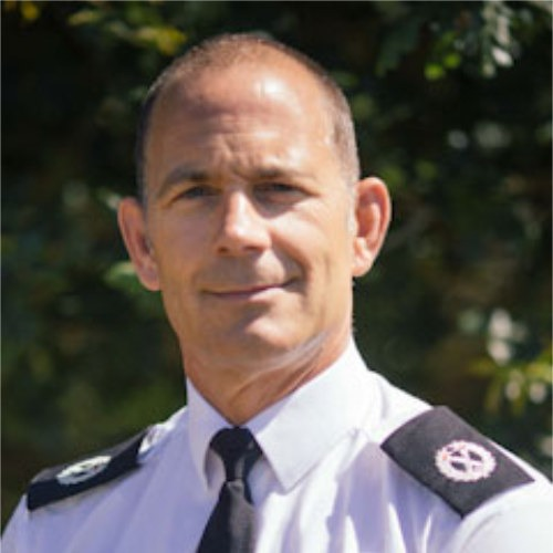 Picture of Assistant Chief Constable Jim Nye