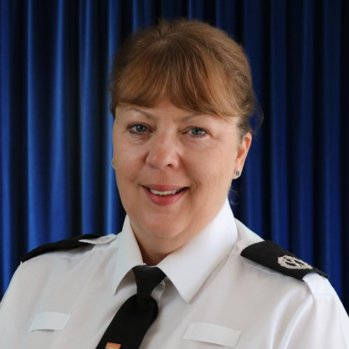Picture of Assistant Chief Constable Julie Fielding
