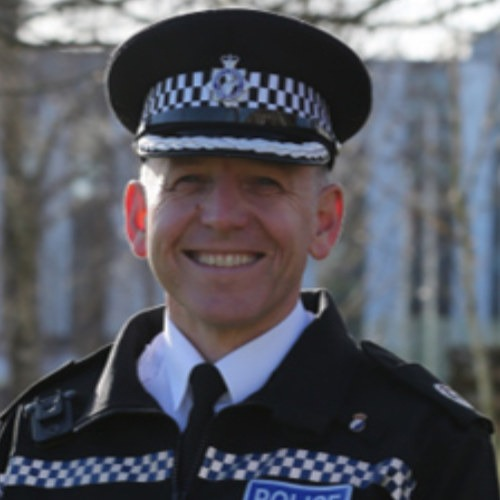 Picture of Assistant Chief Constable Glen Mayhew