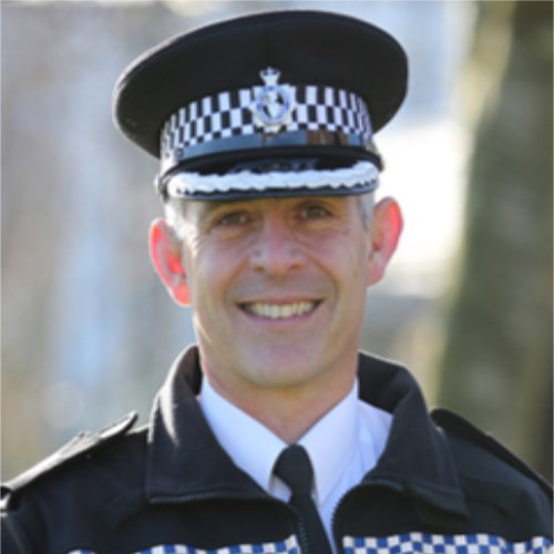 Picture of Assistant Chief Constable Jim Pearce