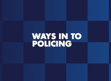 Ways into Policing